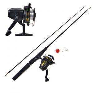 Štap za pecanje sa dodacima
