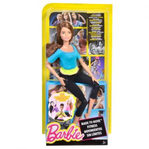 Barbika AMERICAN MOVES 3