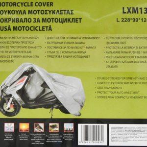 Cerada prekrivač za Motor LXM130 NOVO 3