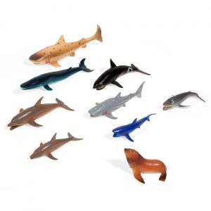 Morske životinje - igračke