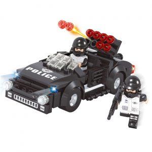 SWAT policijski set kockica (145)